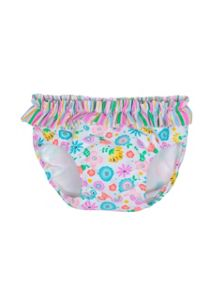 Platypus Australia Girls UPF50+ Bloom Baby Brief