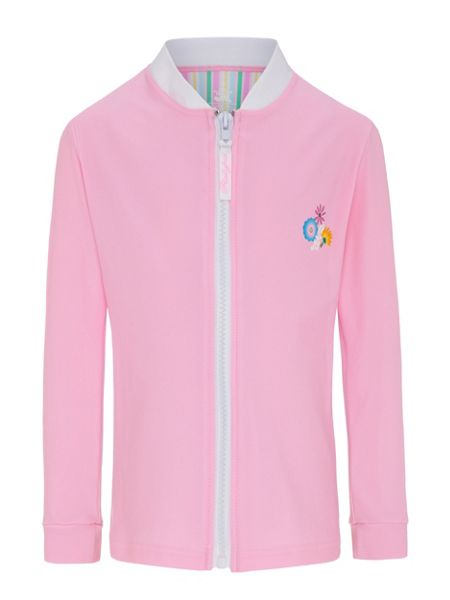 Platypus Australia Girls UPF50+ Bloom LS Sun Jacket