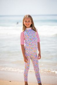 Platypus Australia Girls UPF50+ Bloom Leggings