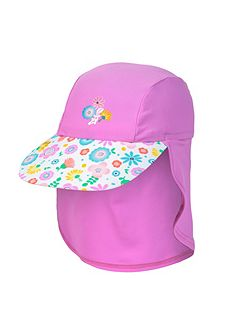 Girls UPF50+ Bloom Cap