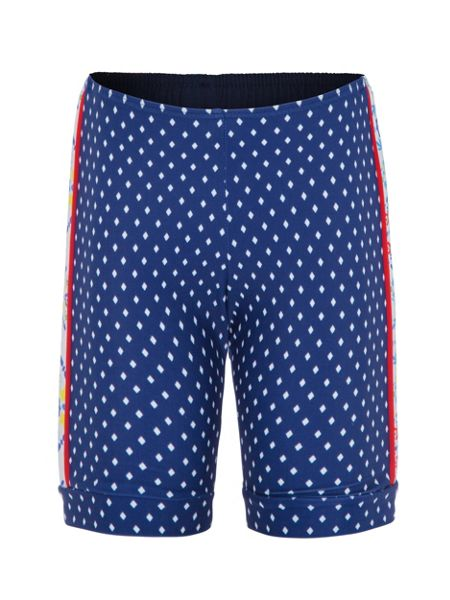 Platypus Australia Girls UPF50+ Kaleidoscope Bike Short