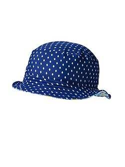 Girls UPF50+ Kaleidoscope Bucket Hat