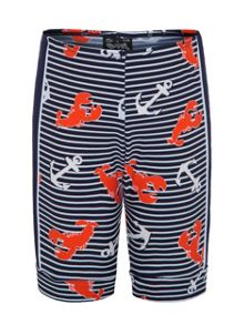 Platypus Australia Boys UPF50+ Lobster Catch Bike Short