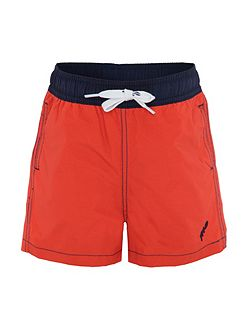 Boys UPF50+ Lobster Catch Swim Short