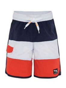 Platypus Australia Boys UPF50+ Lobster Catch Boardshort