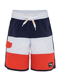 Boys UPF50+ Lobster Catch Boardshort