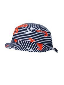 Platypus Australia Boys UPF50+ Lobster Catch Bucket Hat