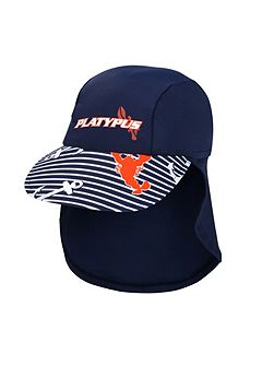 Boys UPF50+ Lobster Catch Cap