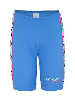 Girls UPF50+ Illusion Bike Short