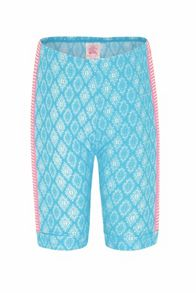 Platypus Australia Girls UPF50+ Tribal Bike Shorts