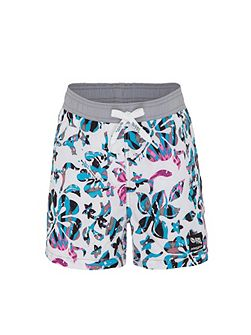 Boys UPF50+ Surf Abstracts Swim Shorts