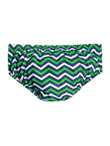 Boy`s reusable swim nappy