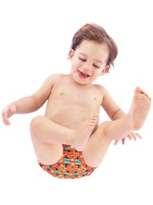 Boy`s Swim Nappy Diaper