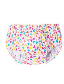 Rashoodz Girl`s Swim Nappy Diaper