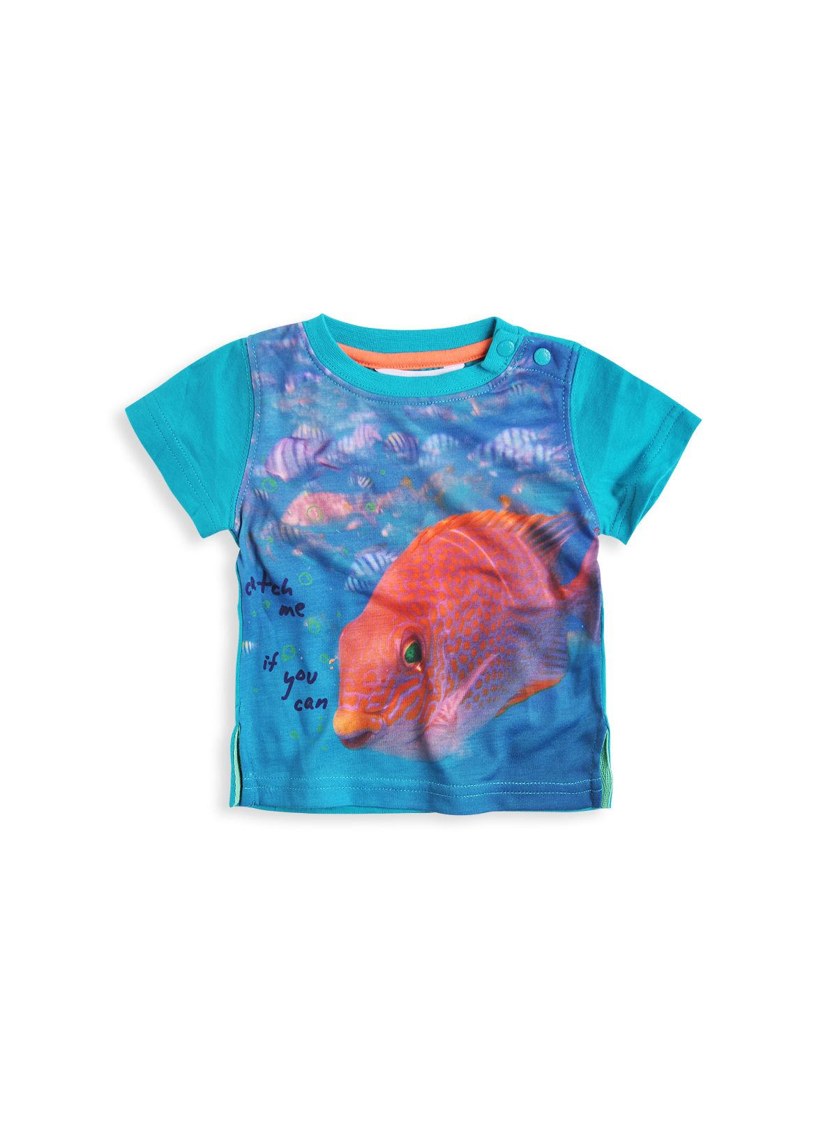 Boys short sleeve fashion top