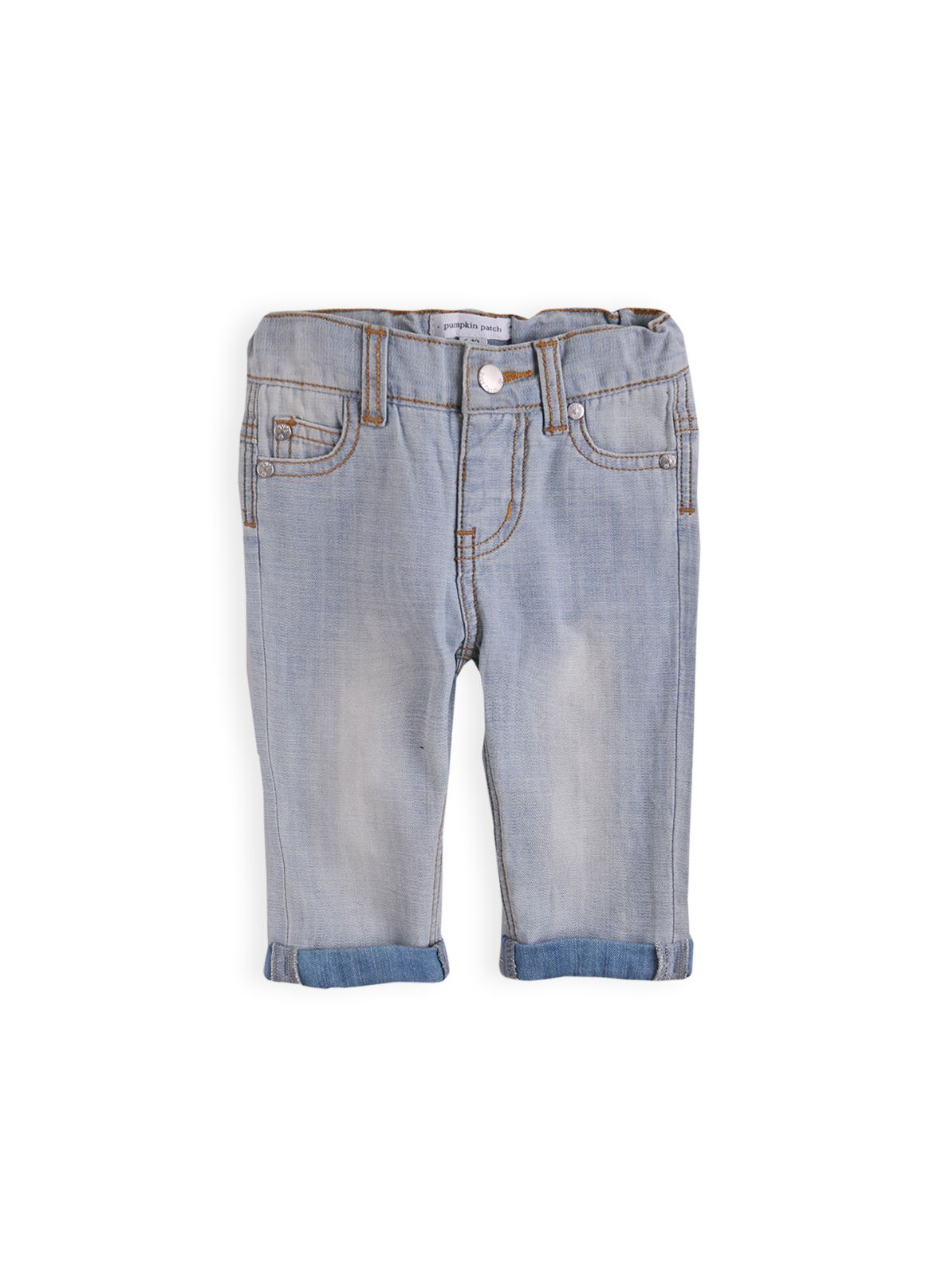 Boys washed out jeans