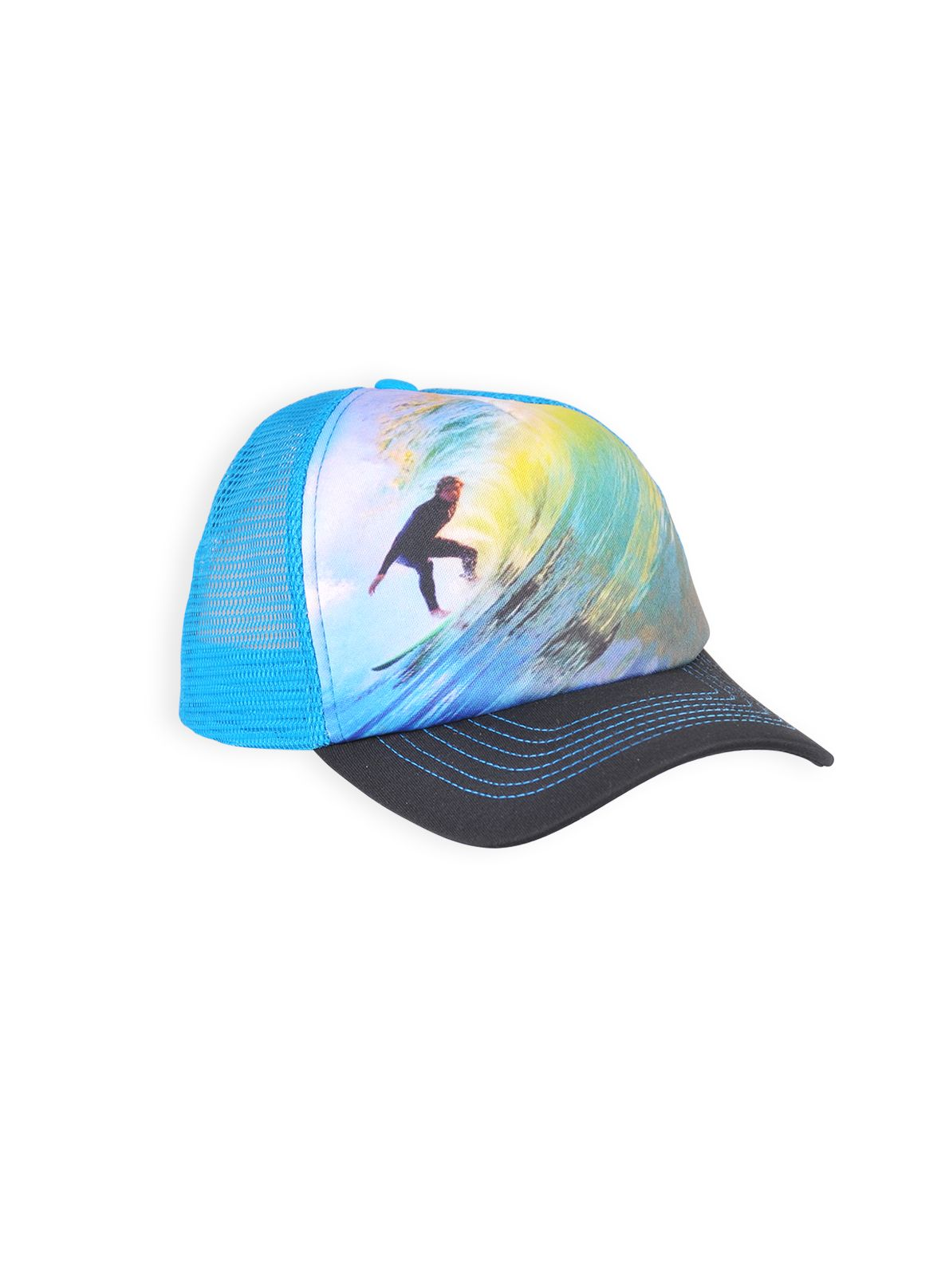 Boys photographic trucker hat