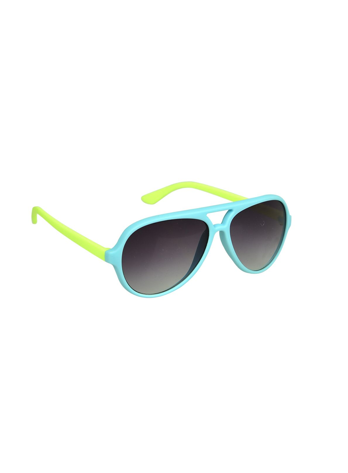 Boys spliced aviator sunglasses