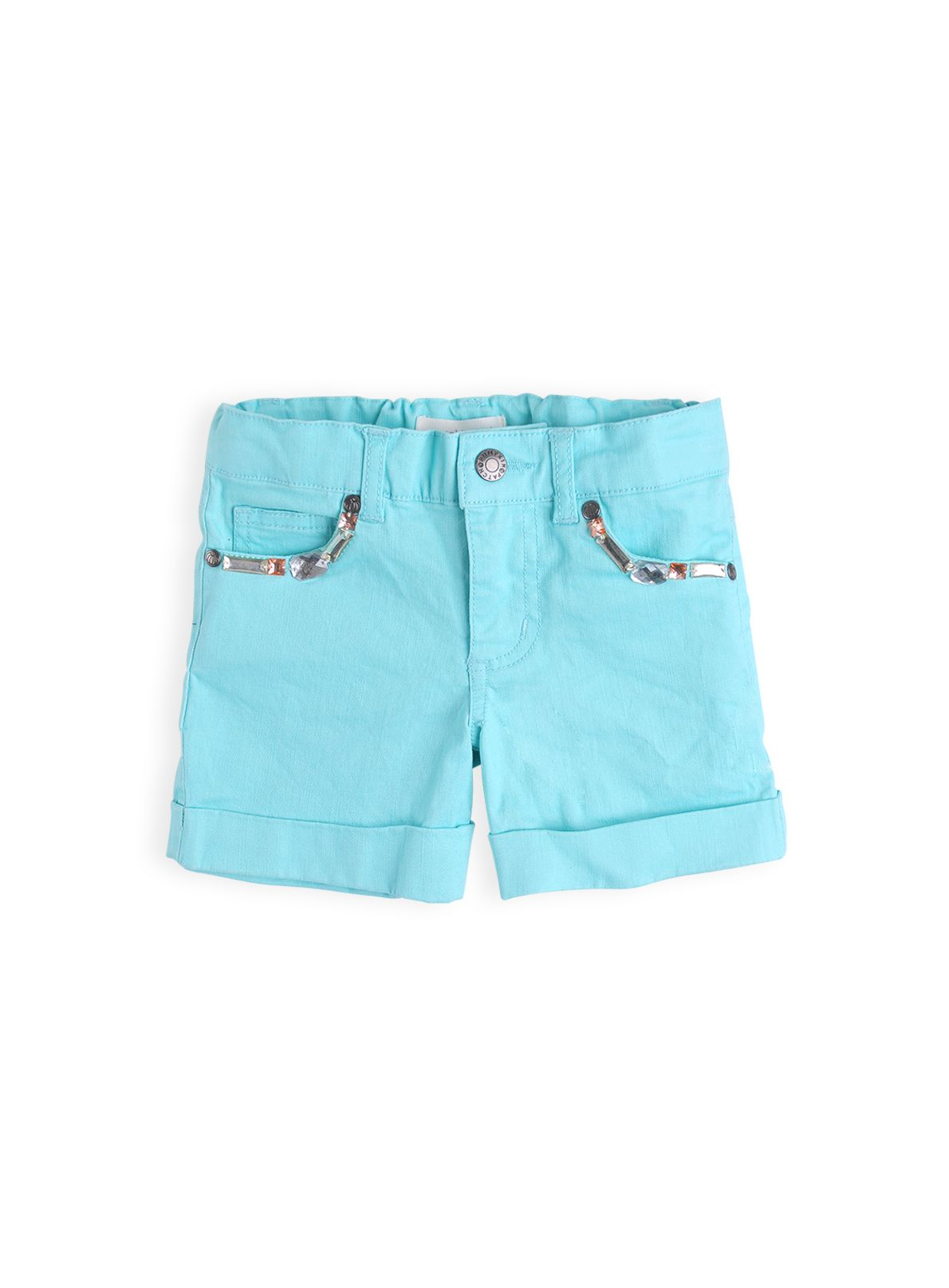 Girls jewel trim short