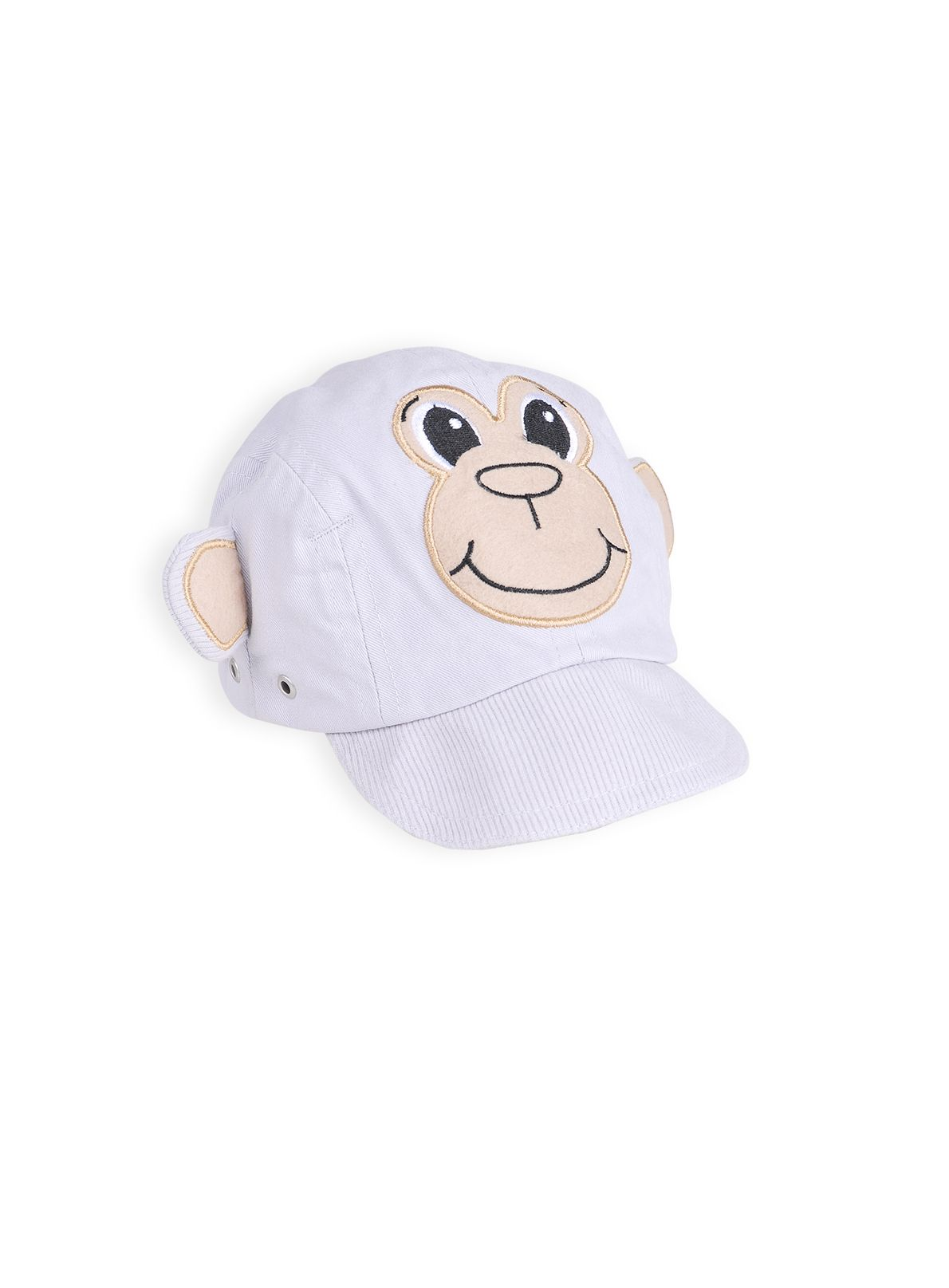 Boys monkey canvas cap