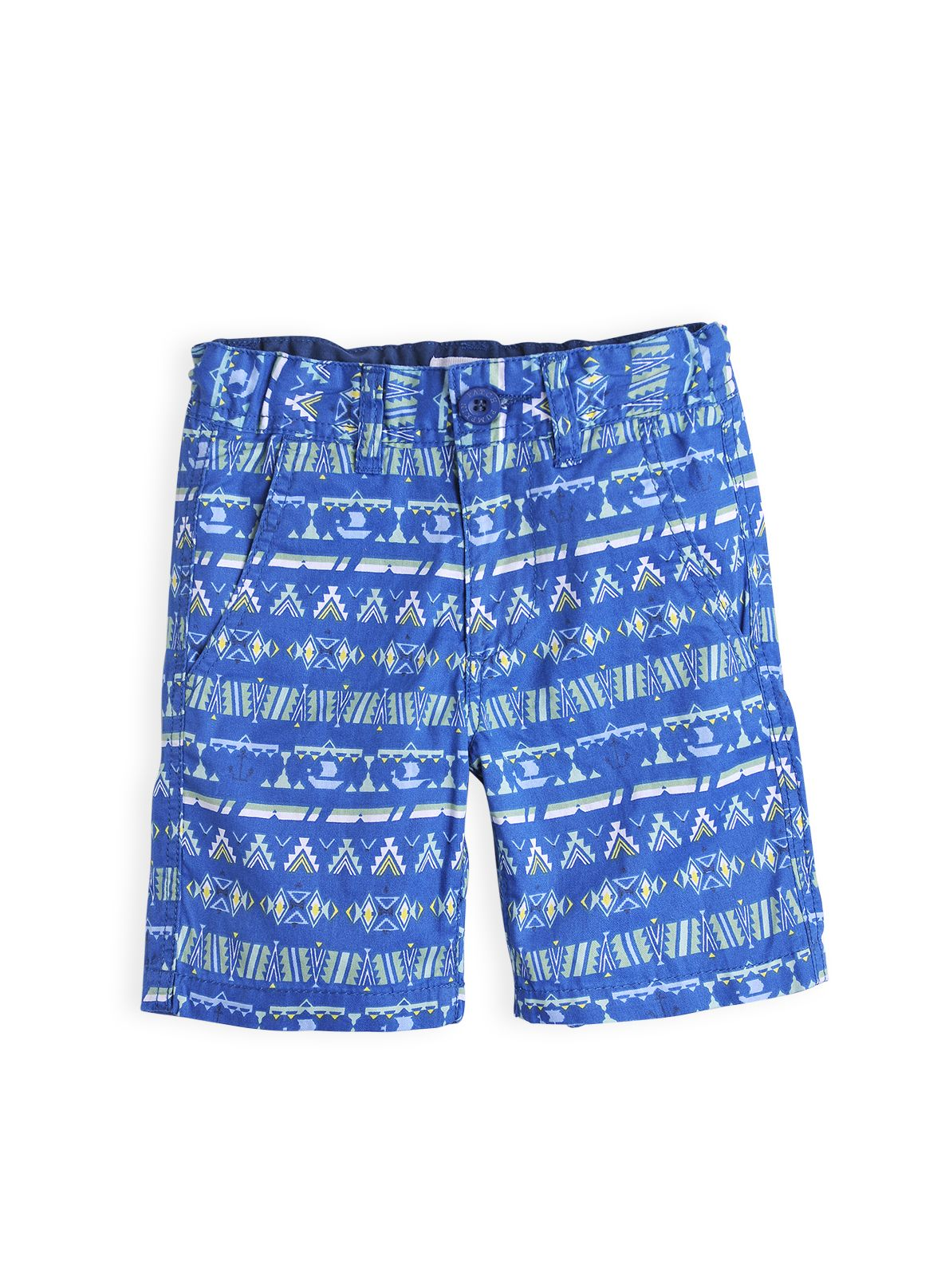 Boys Aztec print short