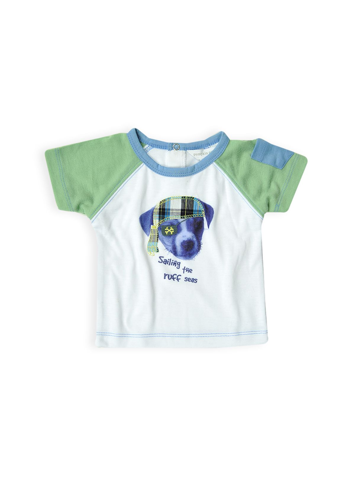 Boys pirate dog top