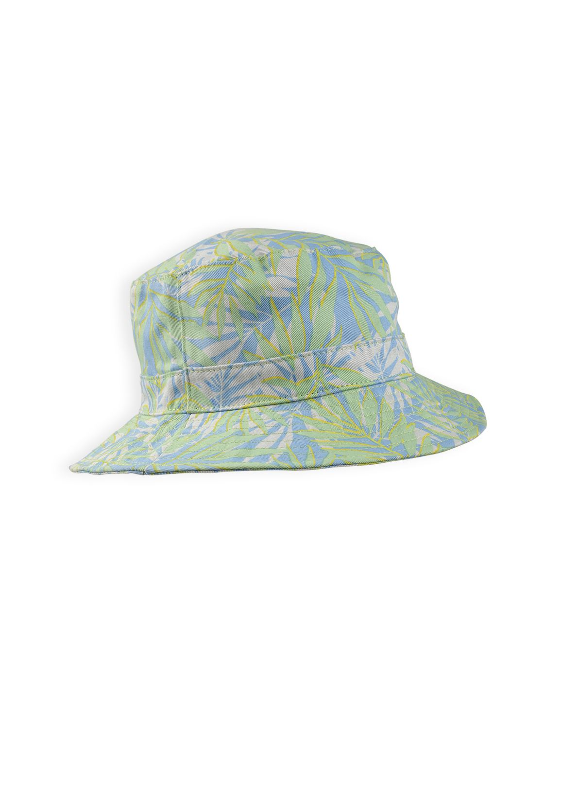 Boys congo leaves printed hat