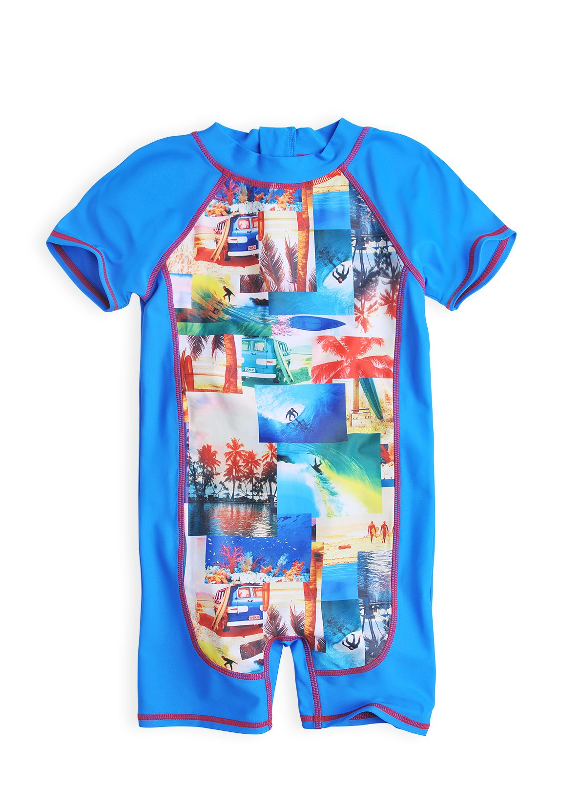 Boys surf school sunsuit