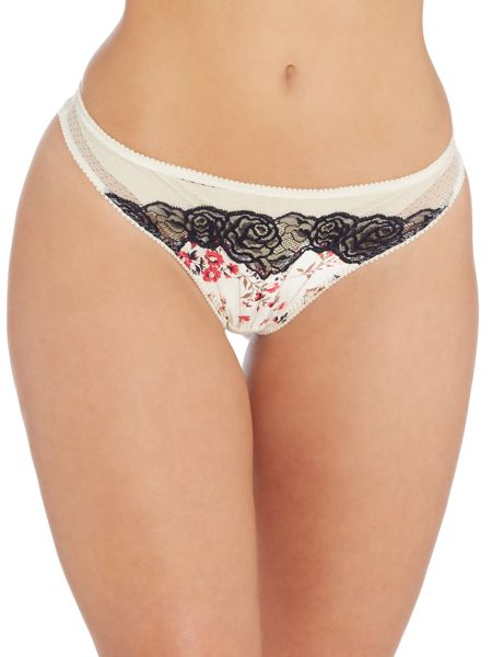 Stella McCartney Ellie Leaping thong