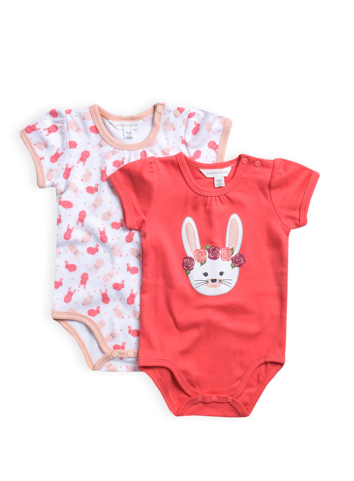 Girls 2pk bodysuits