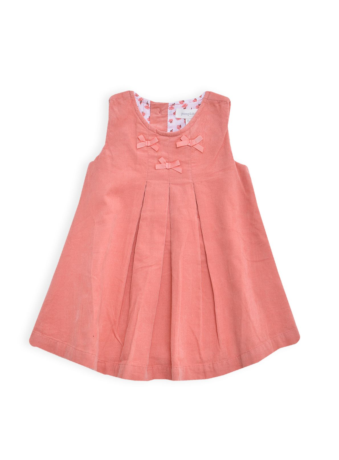 Girls pincord dress