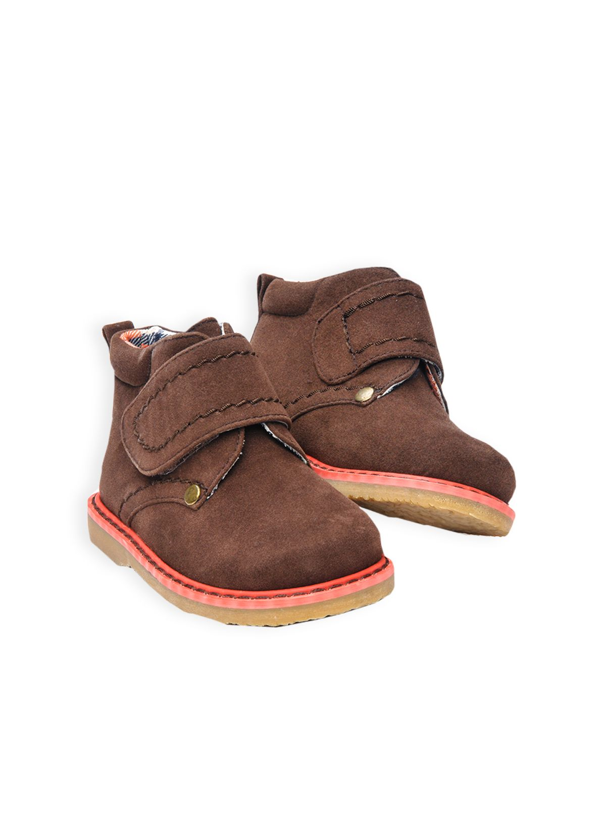 Boys aviator ankle boot