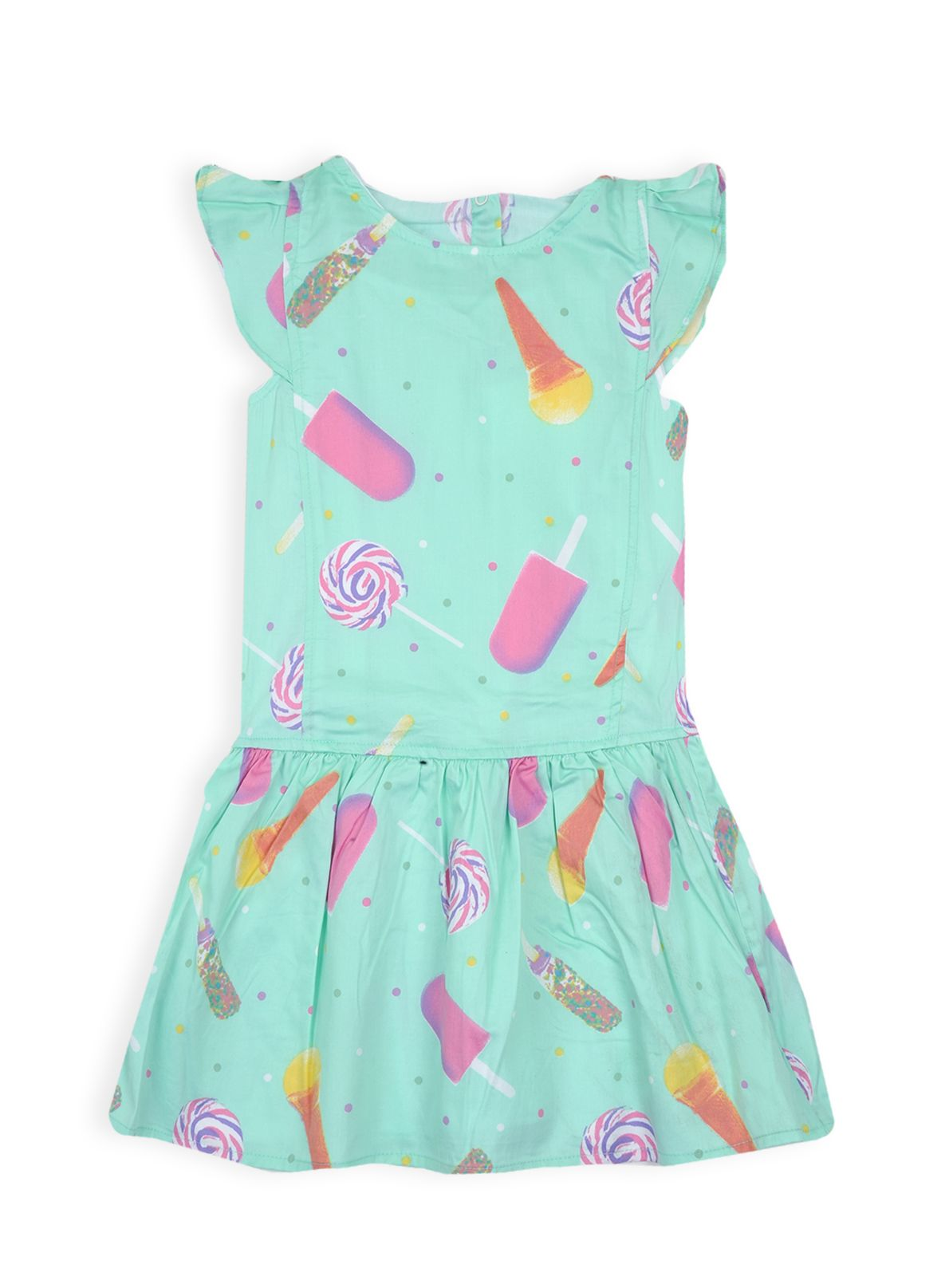 Girls sweet treat dress