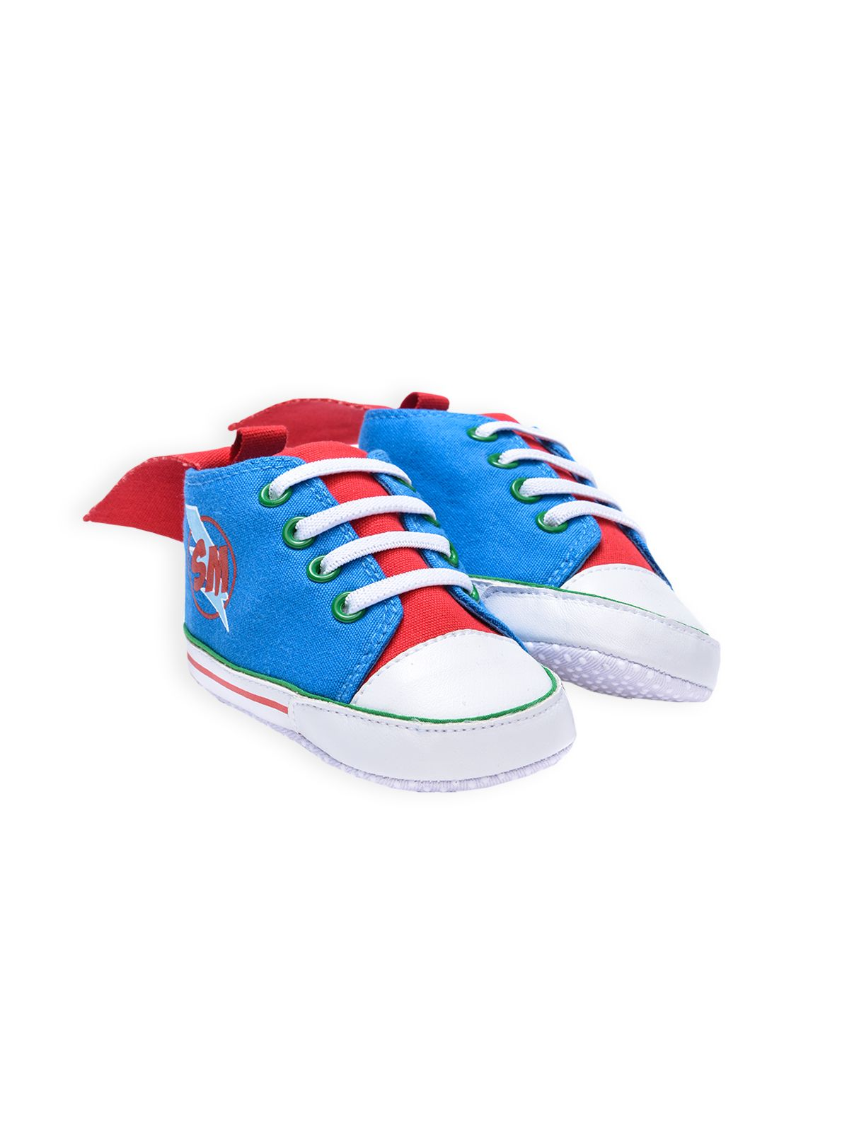 Boys baby boy hero hi top