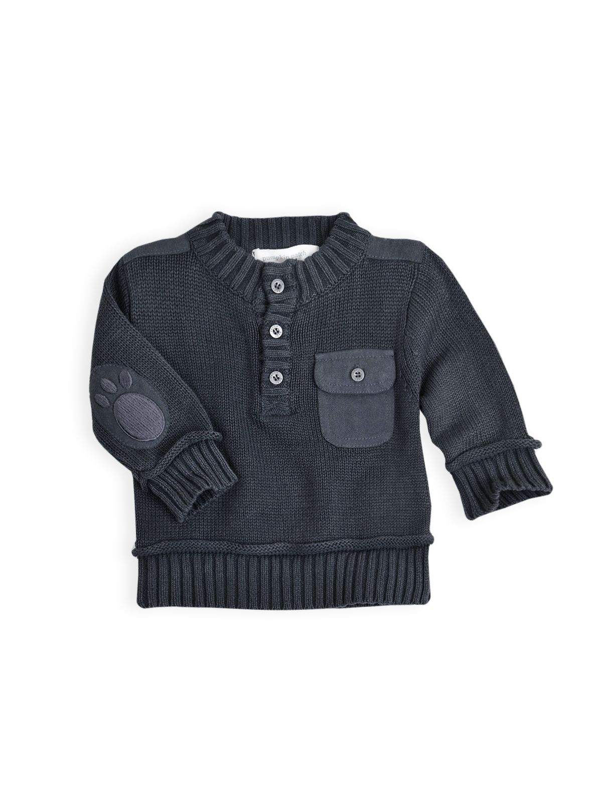 Boys military jumper