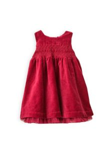 Baby girls smocking dress