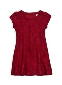 Girls lace dress