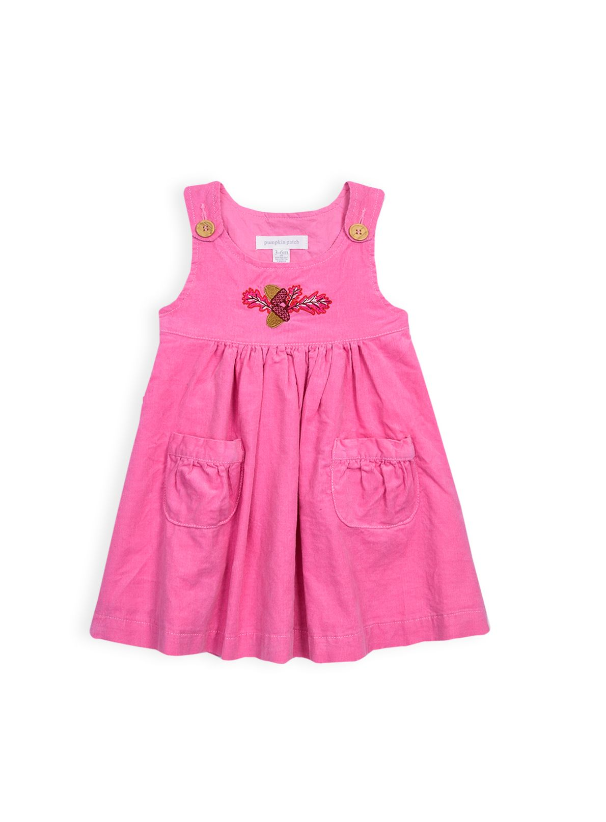 Baby girls pinnie