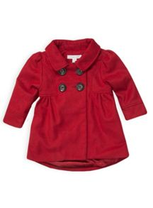 Girls swing coat
