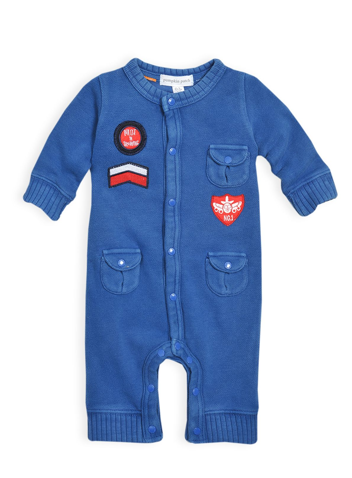 Baby boys pilot all in one