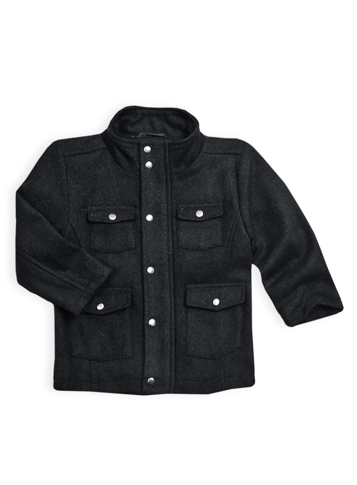 Boys lined bush jacket