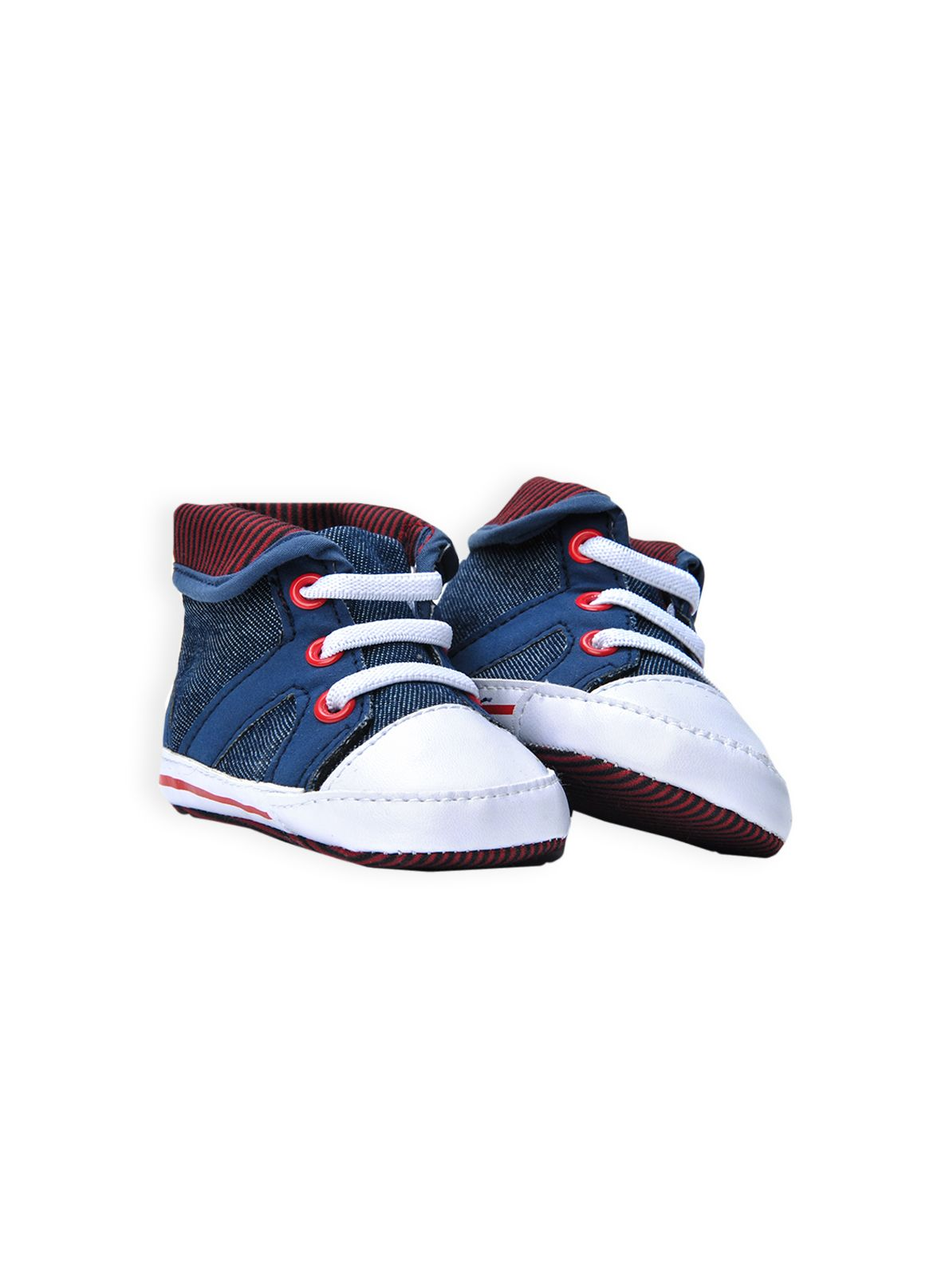 Boys baby boy cuff hi top