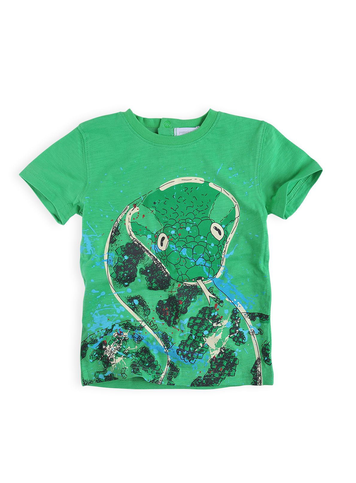Boys glow in the dark short sleeve t-shirt