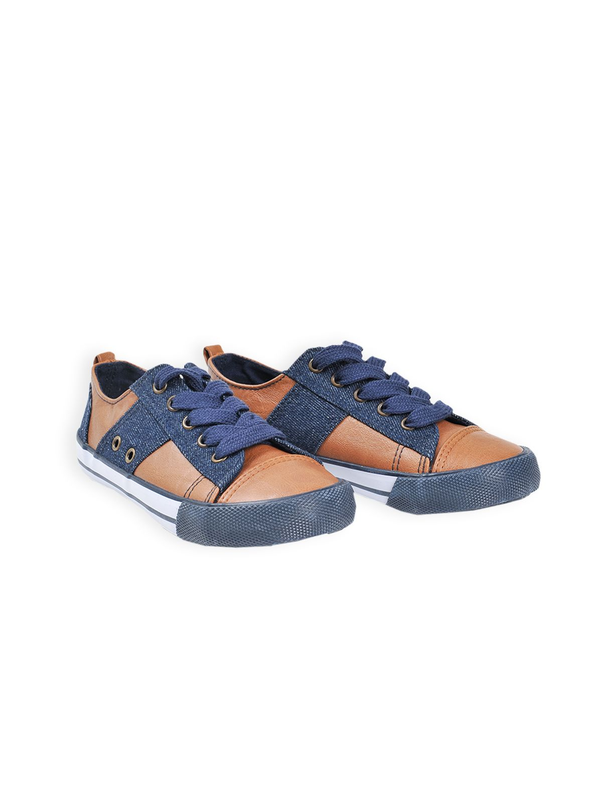 Boys city slick pu sneaker