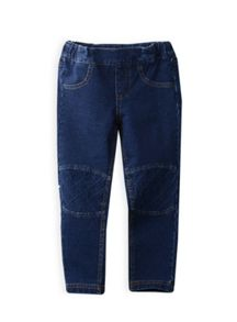 Girls knee panel jegging