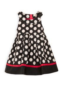 Girls gracie spot dress