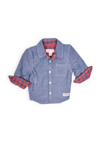 Boys chambray shirt
