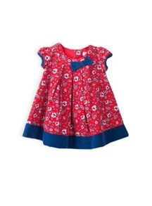 Girls pincord pinnie