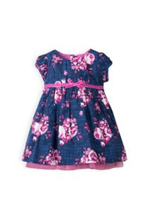 Girls rose dress