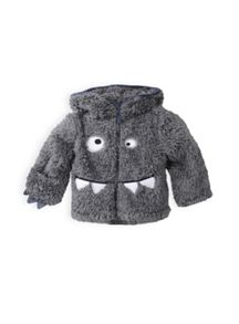 Boys fluffy jacket